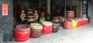 traditional drum in Taiwan