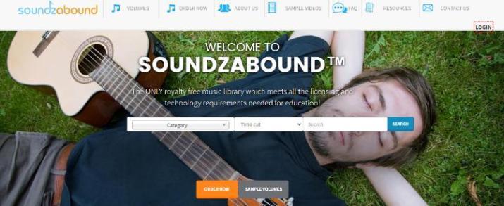 soundzabound music