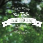 Vintage Title – Apple Motion and Final Cut Pro X Template