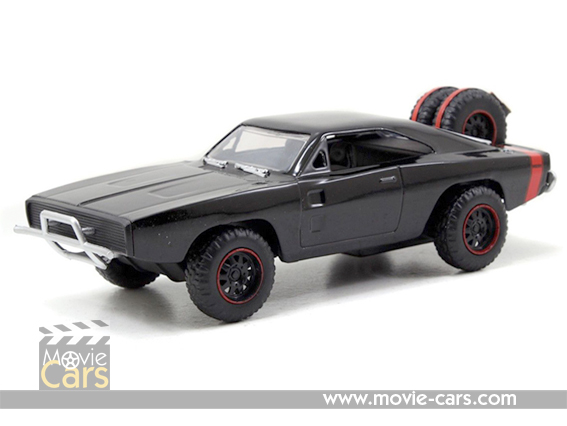 Jada Fast /& Furious 7 1970 Dodge Charger Off Road 1:32 Scale 97040
