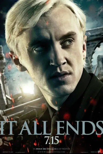 Friends His Malfoy Draco And