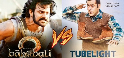 TUBELIGHT VS BAHUBALI 2 VS DANGAL BOXOFFICE COLLECTION