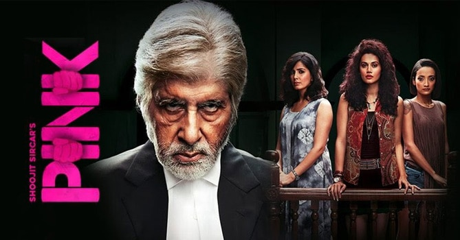 Pink - Top Hindi Movies of All Time