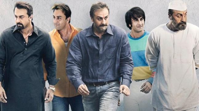 Sanju - Top Hindi Movies of All Time
