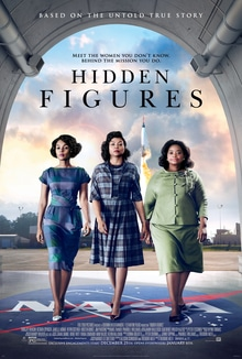 Hidden Figure - Top 5 Science Movies