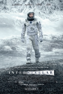 Interstellar - Top 5 Science Movies