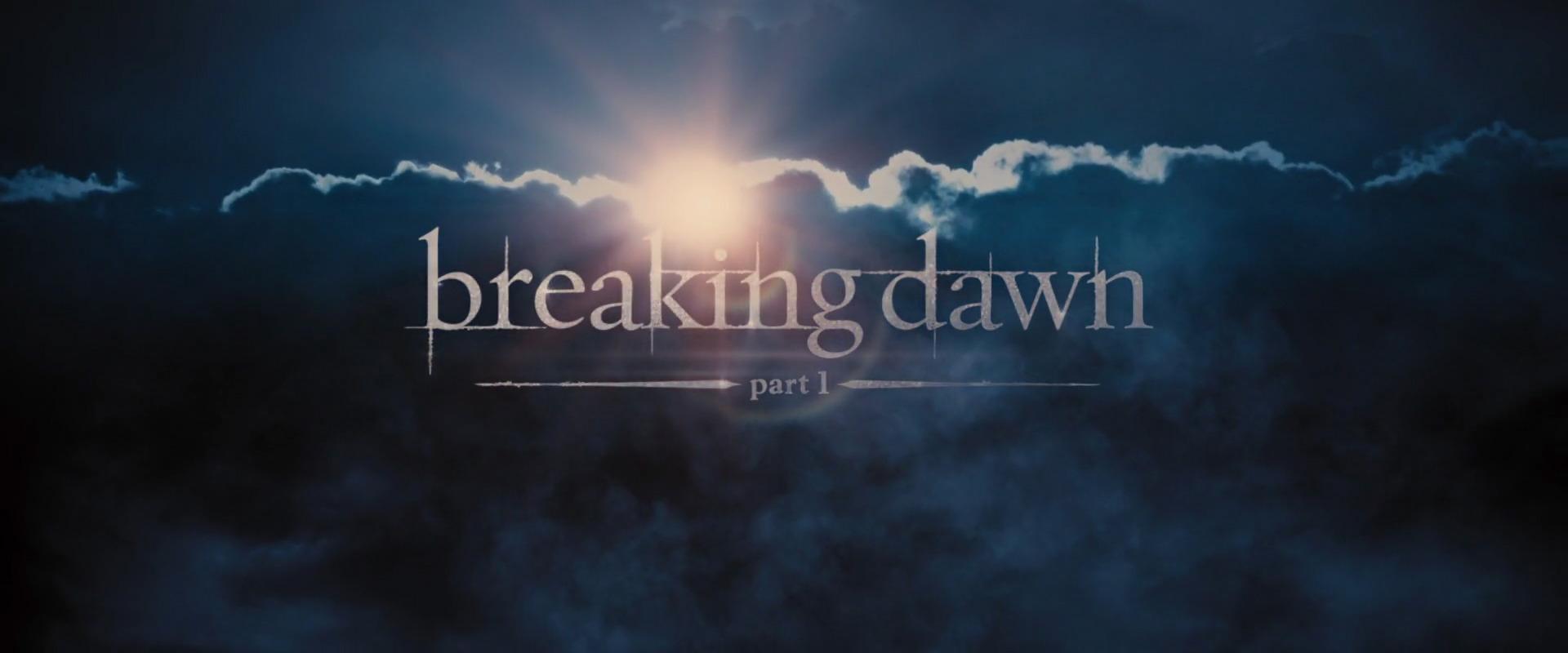 The Twilight Saga: Breaking Dawn - Part 1 (2011) - Movie