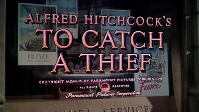 To Catch a Thief (1955)