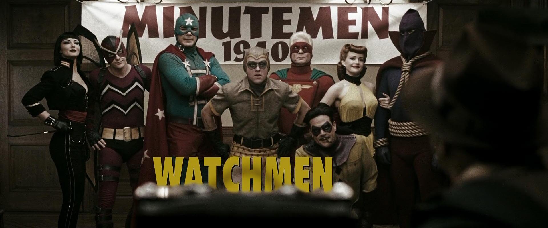 Watchmen 2009 Movie Screencaps Com