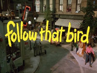 Sesame Street Presents: Follow That Bird (1985)