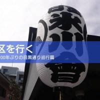 菅野 港区を行く 白金氷川神社 宮神輿 100年ぶりに白金台・目黒通りを行く 篇