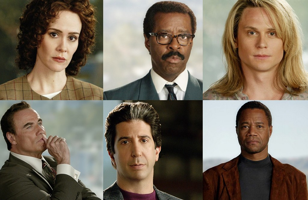 The People v. O. J. Simpson: American Crime Story Cast