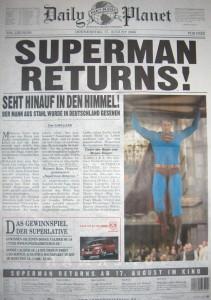 Superman Returns Promo