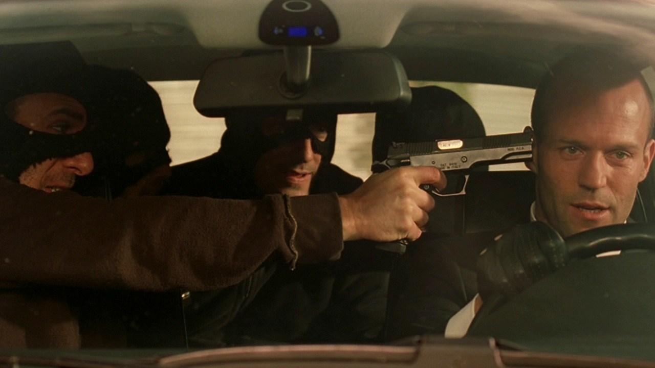 Jason Statham Transporter 1 - The Transporter 2002 Movieassault