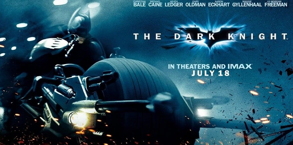 Film Review The Dark Knight 2008 Moviebabble