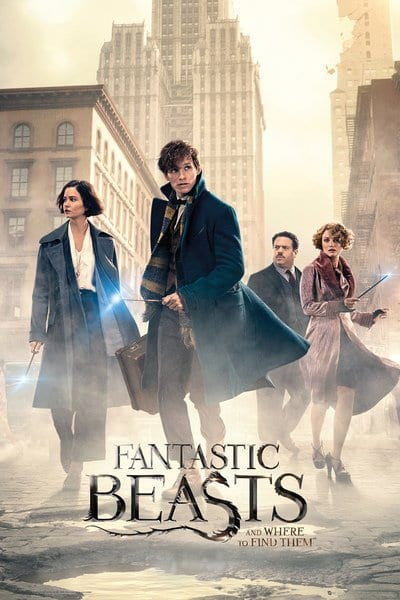 Fantastic Beasts Harry Potter - Road Trip Movie List