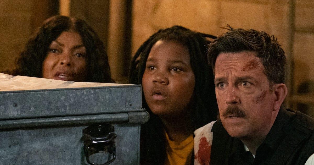 Film Review - Coffee & Kareem (2020) | MovieBabble