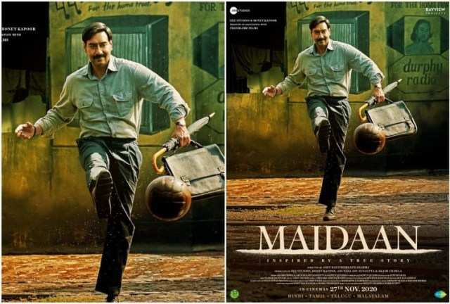 Maidaan Release Date,Cast,Story,Budget,