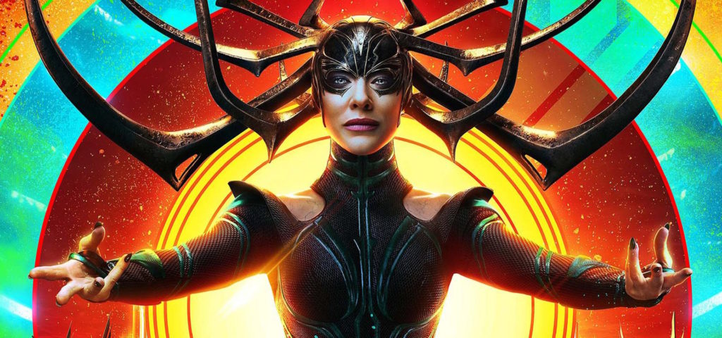 Cate Blanchett plays Hela in Thor: Ragnarok. Check out our full Thor recap in preparation for Avengers: Infinity War.