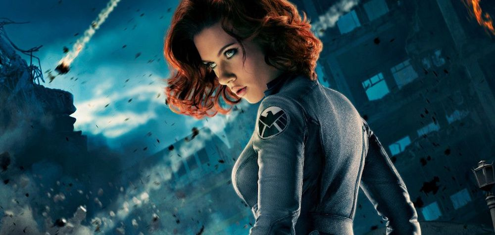 Black Widow was a founding member of the Avengers.