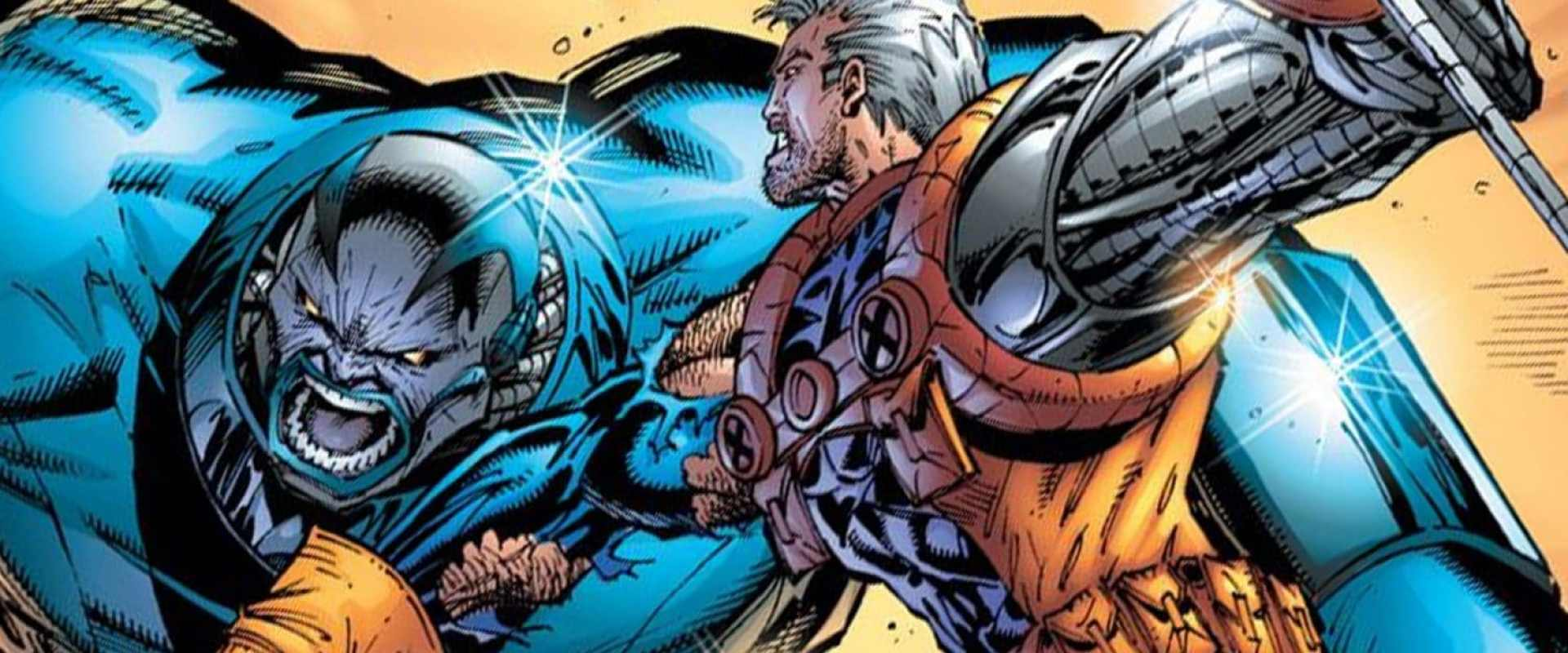 Take a look at the comic book history of Cable, who will be played by Josh Brolin in the Untitled Deadpool sequel.