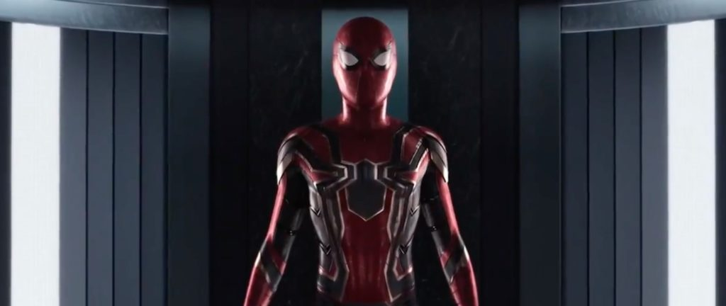 The Iron Spider costume will make an appearance in Avengers: Infinity War.