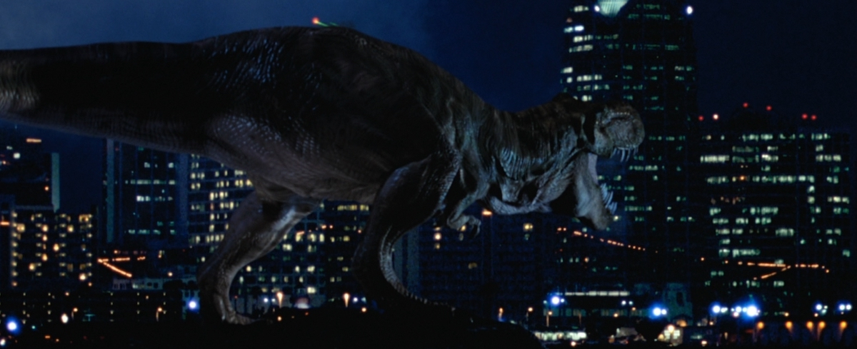 Our Jurassic Park movies recap continues with The Lost World: Jurassic Park.