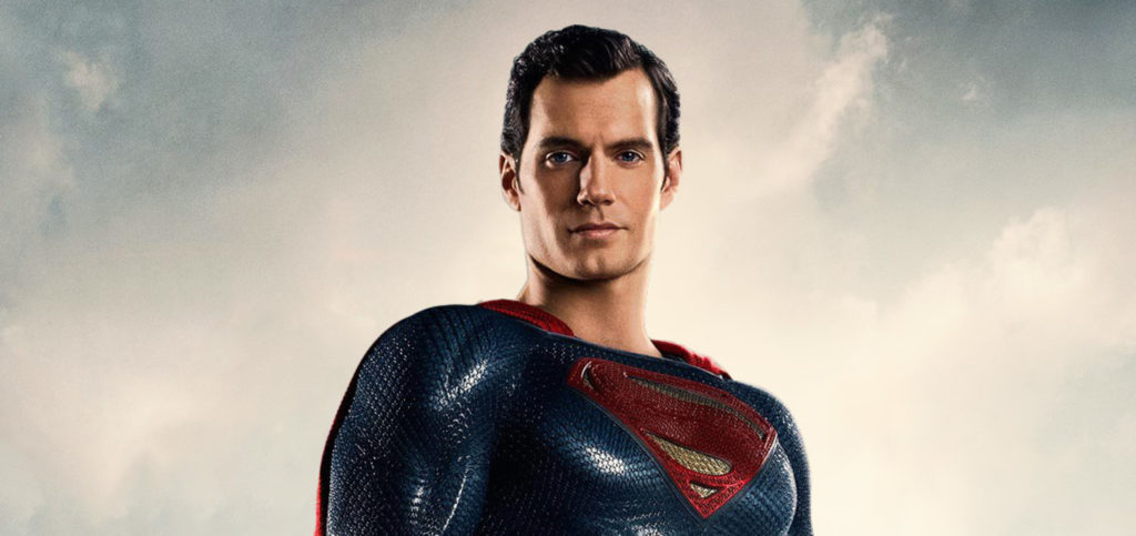 Superman had a mustache in the Justice League movie that had to be digitally erased.