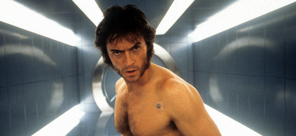 Wolverine's mutton chops in the first X-Men movie were rather unfortunate.