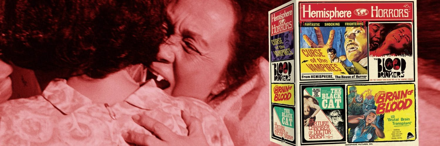 Severin Films has a new box set dedicated to Hemisphere horror.
