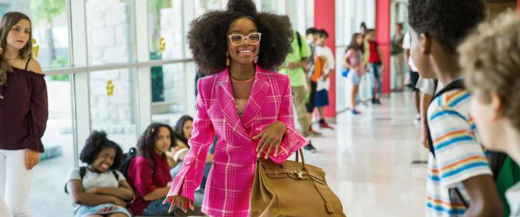With the new Little movie, Marsai Martin has become the youngest executive producer in Hollywood history.