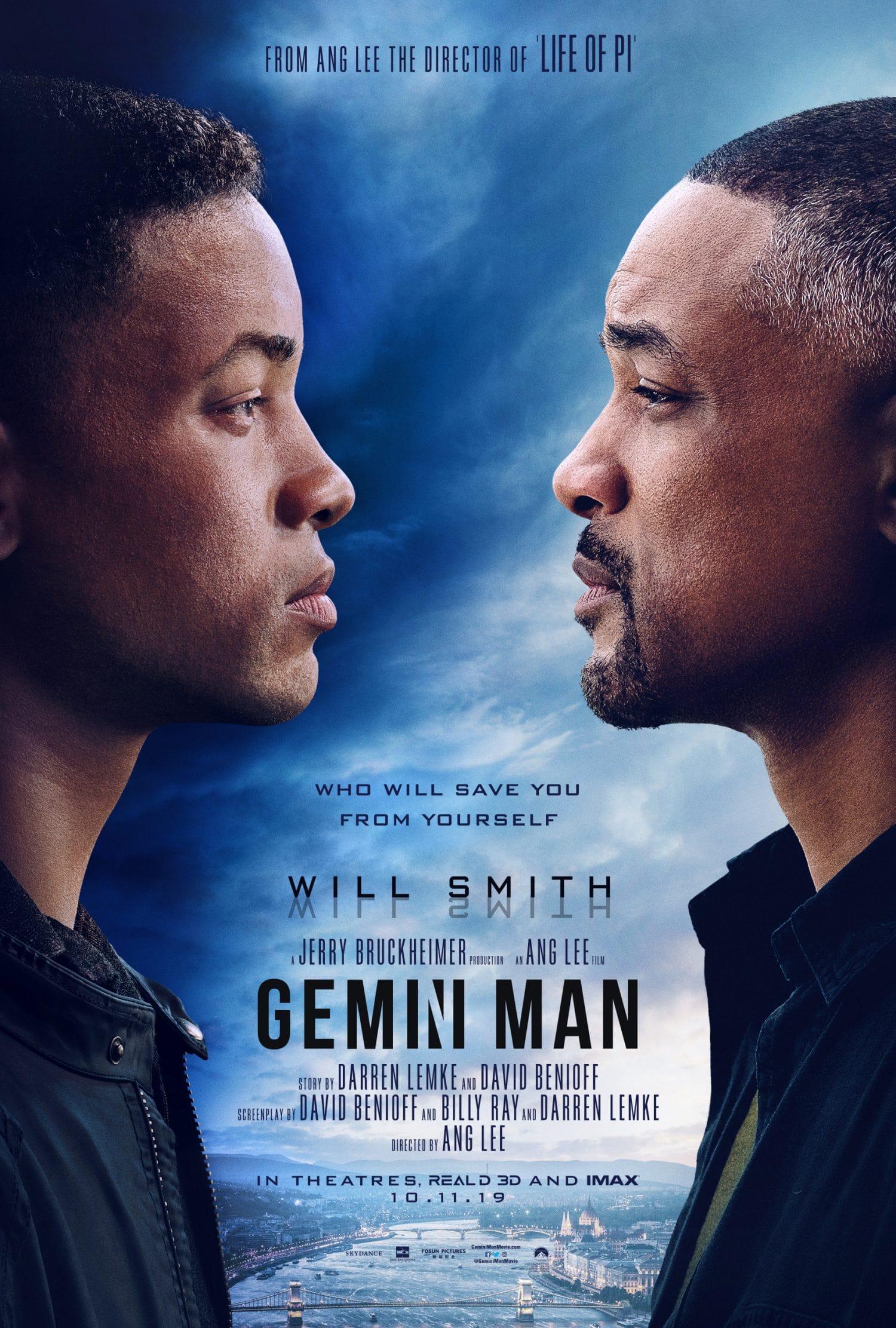 It's Will Smith versus Will Smith in the Gemini Man trailer.