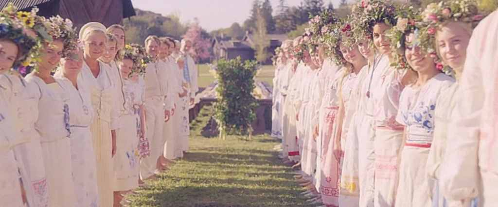 Watch the new trailer for the horror movie Midsommar from the director of Hereditary.