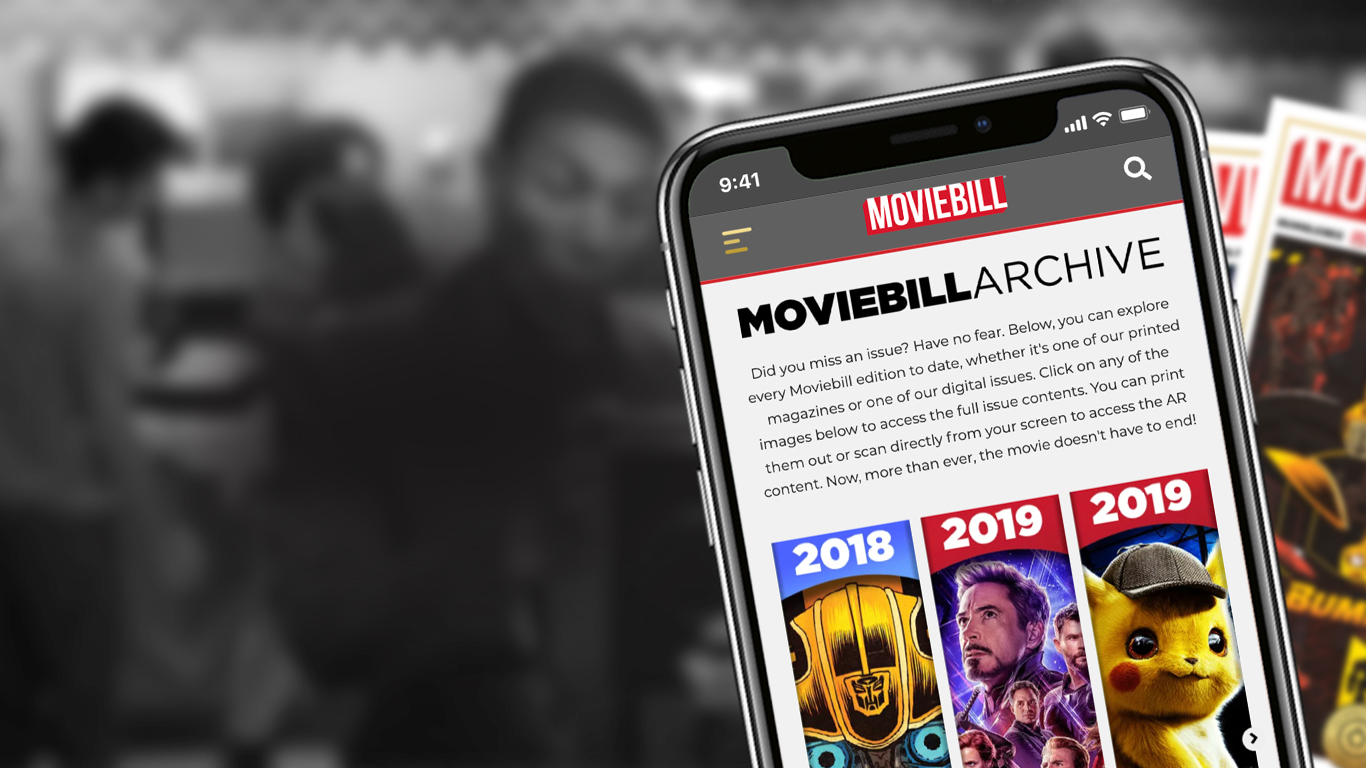 Moviebill — Welcome to a New World of Movie Magic