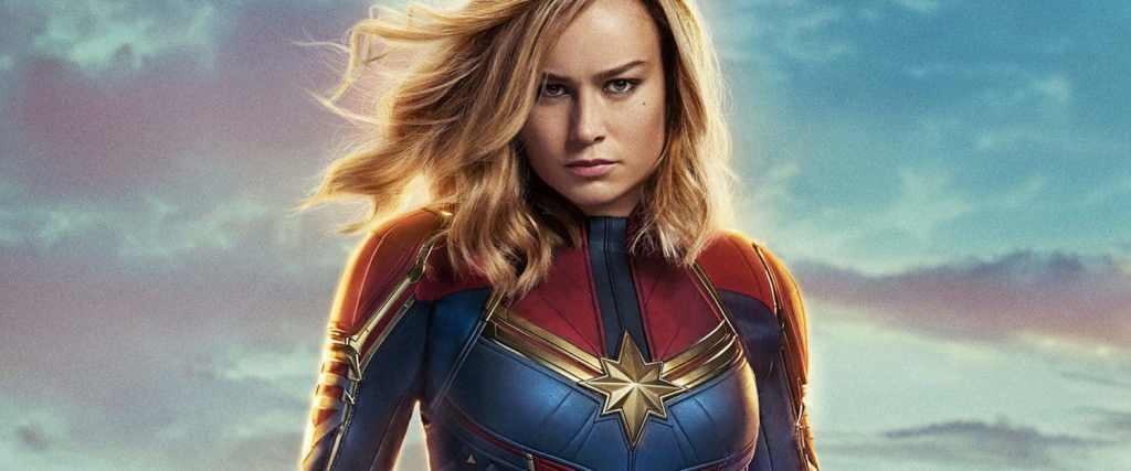 Marvel Studios' Captain Marvel comes to Blu-ray, DVD and 4K Ultra HD this week.