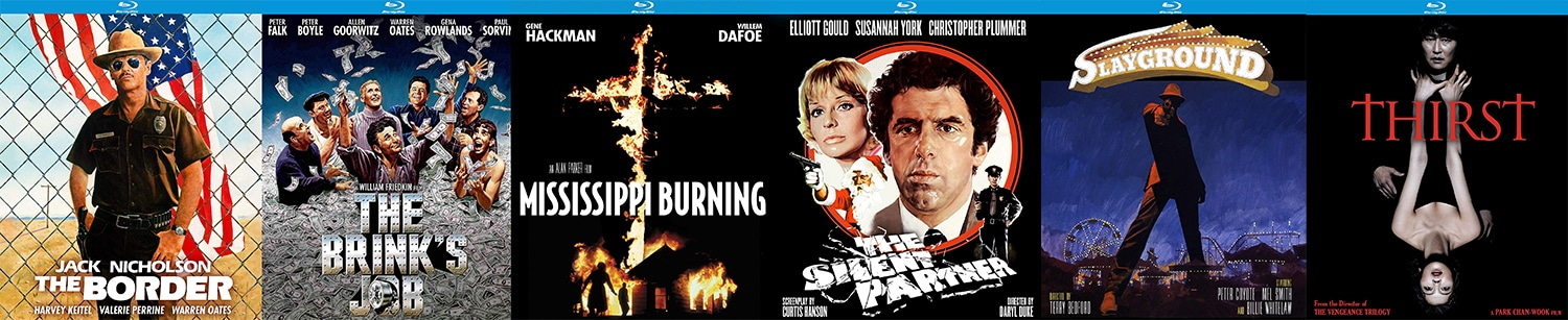 New titles arrive this week in the Kino Lorber Studio Classics line.
