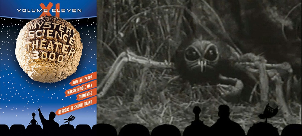 The 11th volume of MST3K comes to DVD via Shout! Factory.
