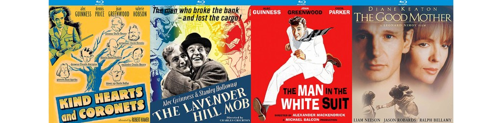 Look for new Kino Lorber Studio Classics like Kind Hearts and Coronets, The Lavender Hill Mob, The Man in the Wite Suit and more hitting blu-ray.