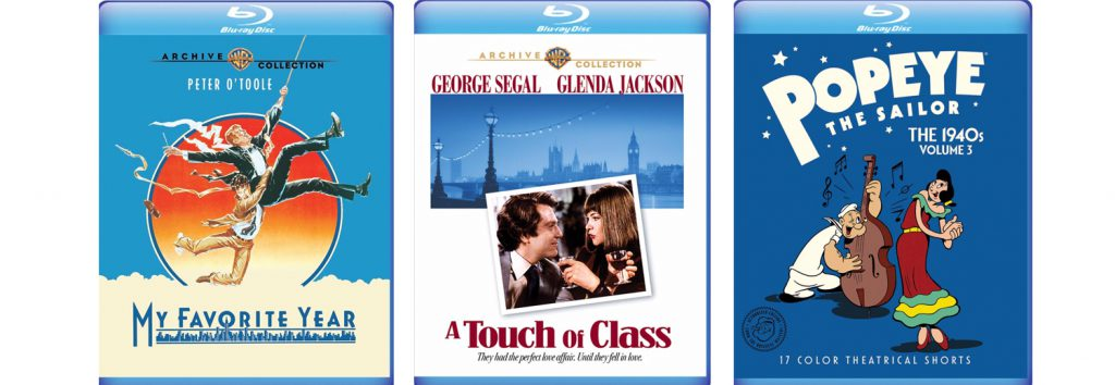 Take a look at the Warner Archive new releases hitting Blu-ray.