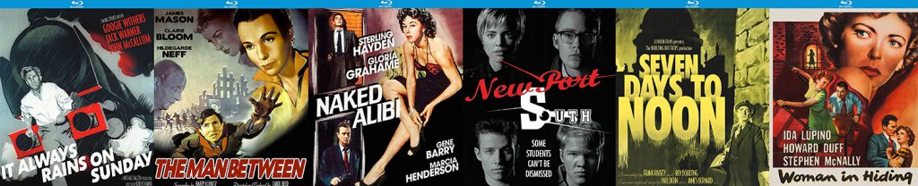 Take a look at the all the titles coming to Blu-ray this week from Kino Lorber and the Studios Classics line.