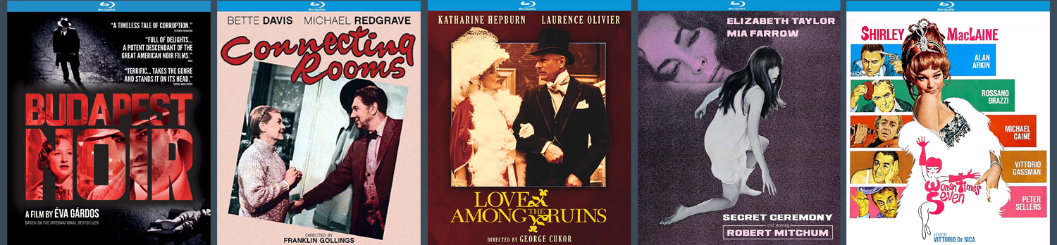 Check out all the new Kino Lorber Studio classics arriving on Blu-ray.