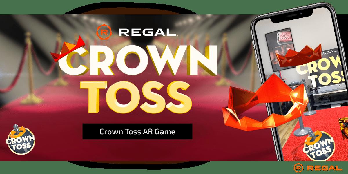 Crown Toss Regal Cinemas AR