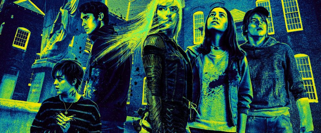 The New Mutants movie is finally opening in theaters on August 28.