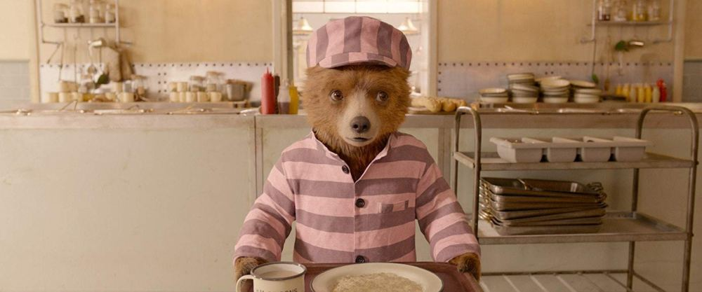 Ben Whishaw in Paddington 2