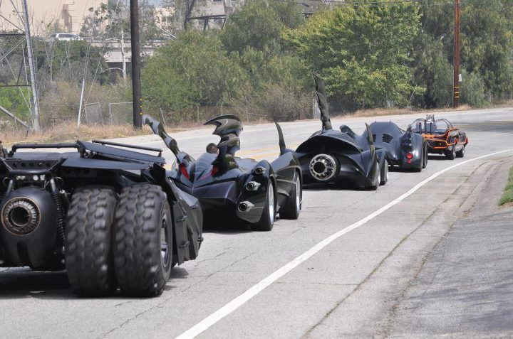 Batmobile Documentary Incoming