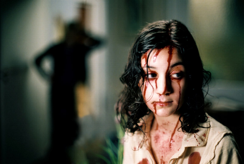 Case and point - Let The Right One In isn't a horror film, but horror sells tickets.
