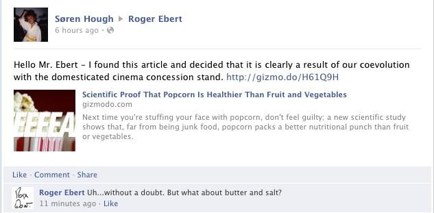 Ebert Facebook