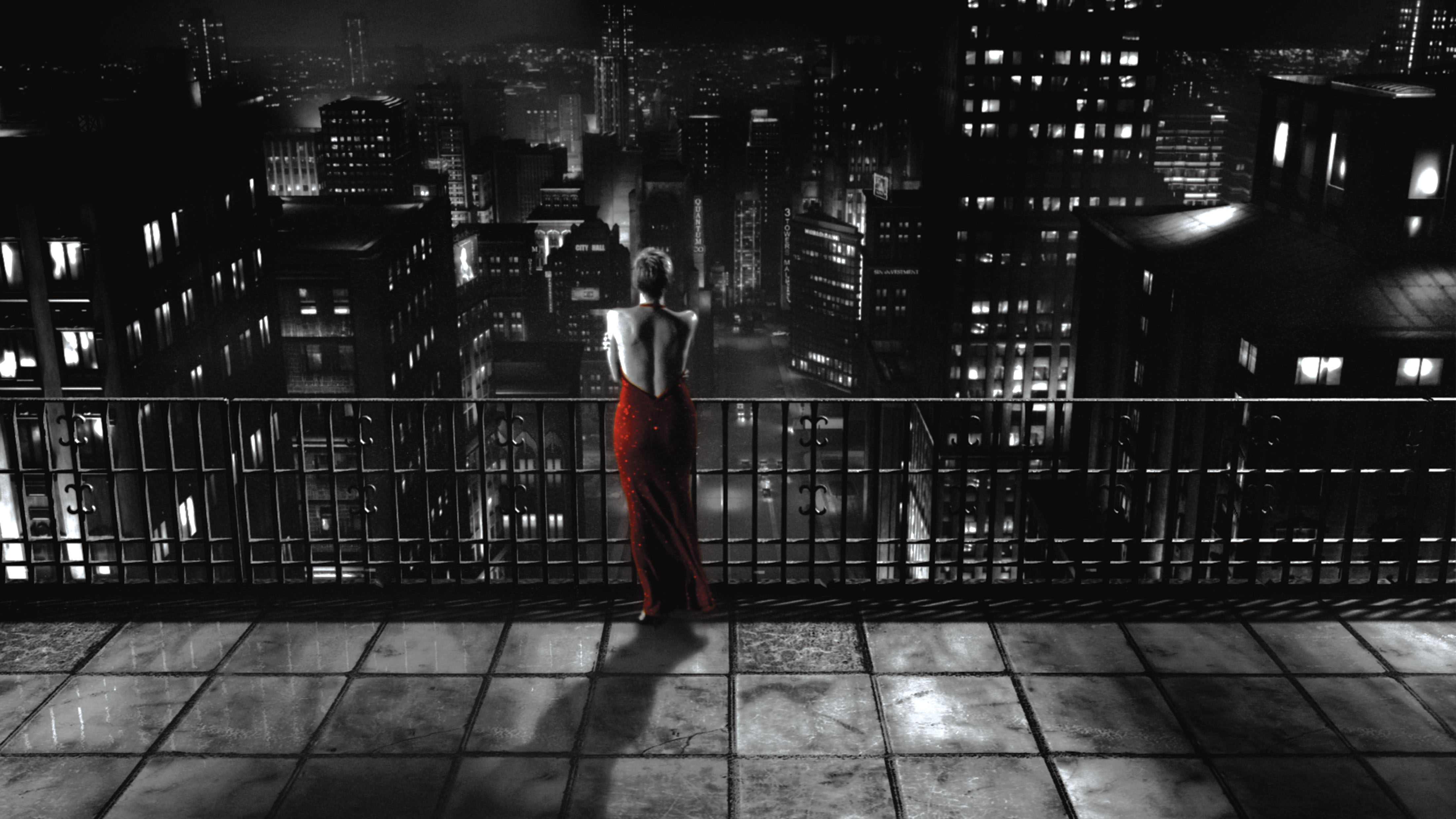 sin city blurs media genre and style � academic � movie fail