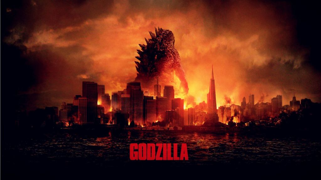 Godzilla with Josh and Søren