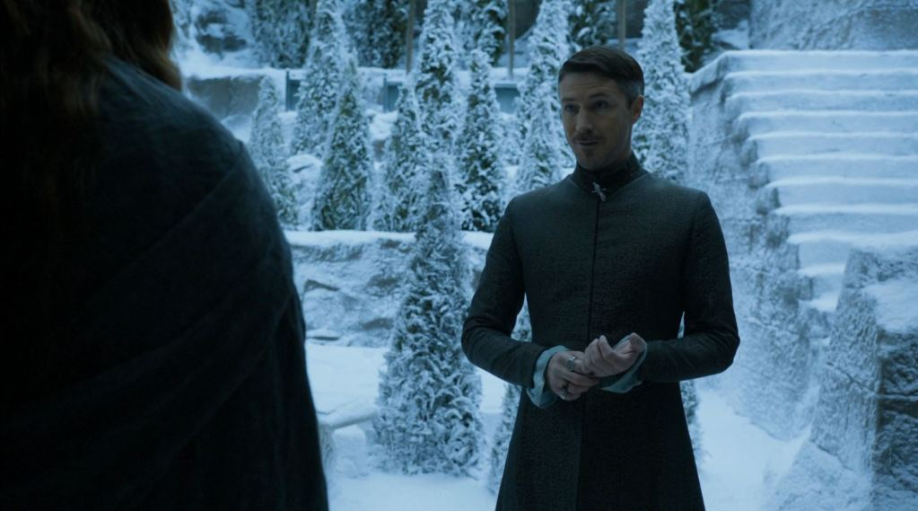 http://scifiempire.net/wordpress/wp-content/uploads/2014/05/Game-Of-Thrones-S4Ep7-Mockingbird-Review-Aidan-Gillen-as-Petry-Baelish-in-The-Vale.jpg